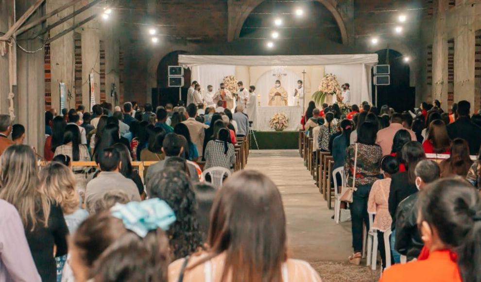 Última noite da Festa de Nossa Senhora do Carmo – Padroeira da Cidade